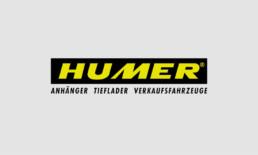 HUMER - Anhänger, Tieflader, Verkaufsfahrzeuge - GmbH